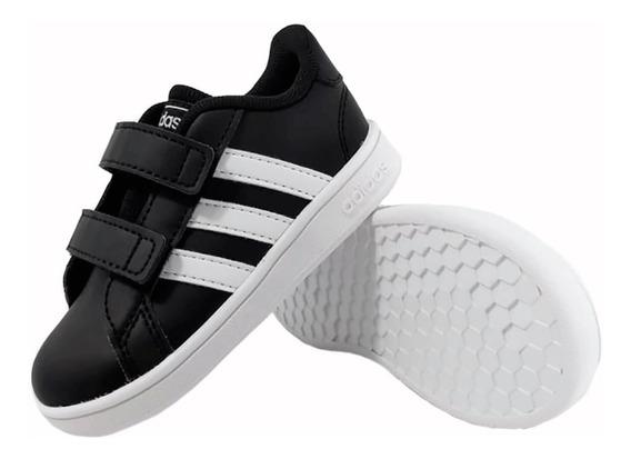 Zapatillas adidas Niños Grand Court Urbanas Ef0117 Eezap
