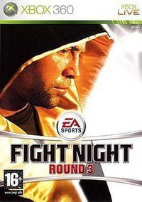 Fight Night Round 3 Xbox 360 Mídia Física Usado