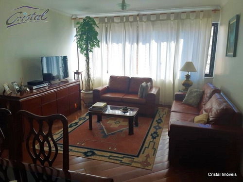 Imagem 1 de 14 de Apartamento Para Venda, 3 Dormitórios, Vila Mariana - São Paulo - 19943
