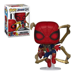 Funko Pop! Iron Spider 574 - Spiderman - Avengers Endgame
