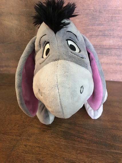 Boneco De Pelucia Ió Ursinho Pooh Importado Original Disney