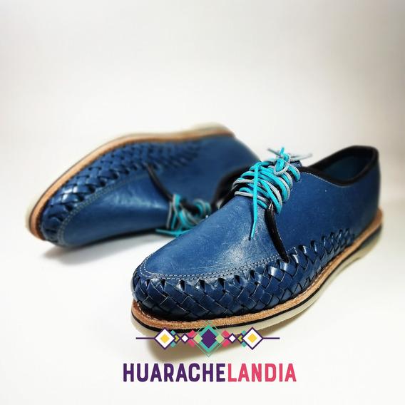 Huarache Artesanal Caballero -huarachelandia Mod: Morelos