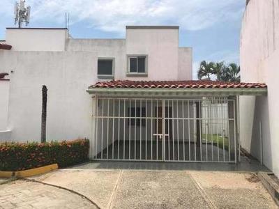 Casa Sola En Renta Fracc Bosques De Villahermosa
