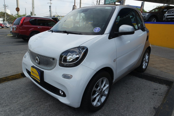 Smart Fortwo Passion Turbo 3 Cilindros Solo 25300 Km