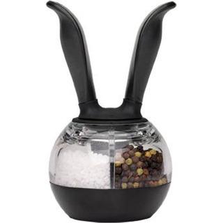 Chef N Chefn Dual Pepper Ball-black Clear 101182001