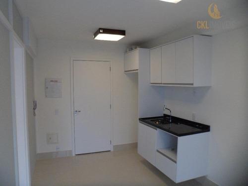 Imagem 1 de 30 de Apartamento Com 1 Dormitório À Venda, 34 M² Por R$ 370.000,00 - Ipiranga - São Paulo/sp - Ap0827