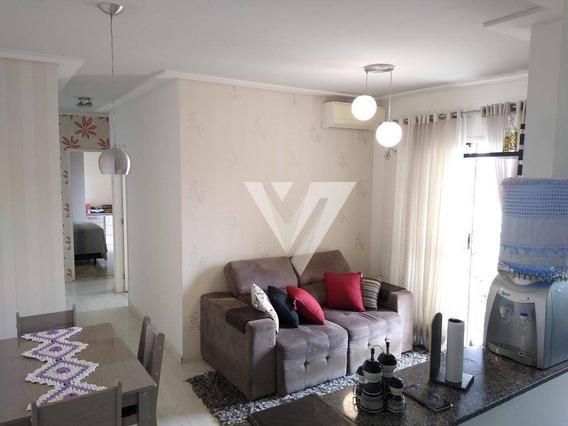 Apartamento À Venda - Vila Trujillo - Sorocaba/sp - Ap1424