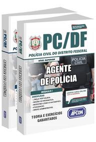 Apostila Pc-df - Agente De Polícia - 2019