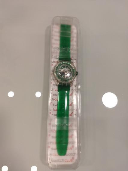Relógio Mini-tini Swatch Original Suuk104