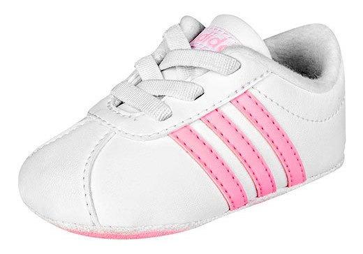 Sneaker Urbano adidas Niña Blanco Sintetico Hoops 23488ipk