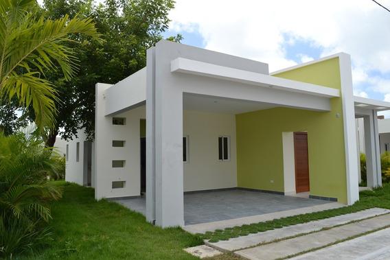 Tu Bella Casa De 2 Niveles En Punta Cana