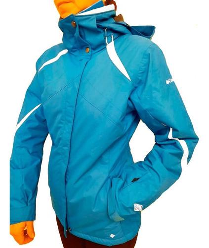 Campera Columbia Bugaboo Jacket Mujer - Promo Última Unidad!