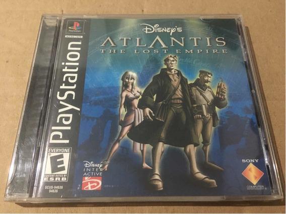 Atlantis - Ps1