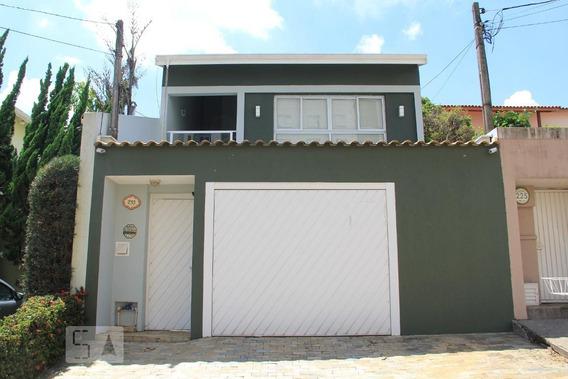 Casa Para Aluguel - Anhangabaú, 3 Quartos, 220 - 893046475
