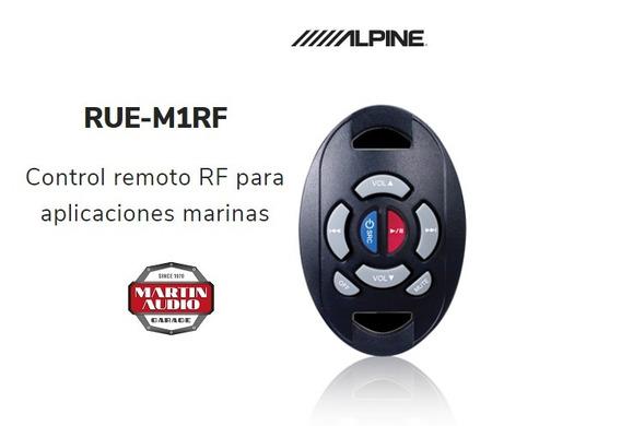 Alpine Control Remoto Marino Nautico Rue 1rf