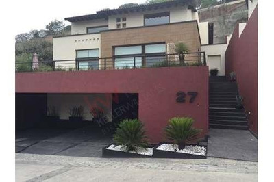 Casa En Renta En Bosque Real Country Club Puerta Real