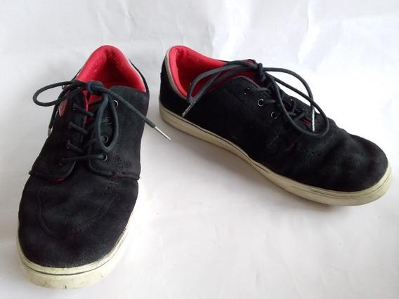 Zapatos Deportivos Skate Apolo De Dama Talla 39