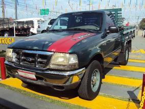 Ford Ranger Xlt 10x 1998 Verde Gasolina
