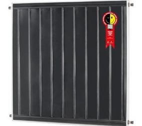 Placa / Coletor Solar 1,0x1,0 Cobre Prince Ss-kocs Pr 1.0