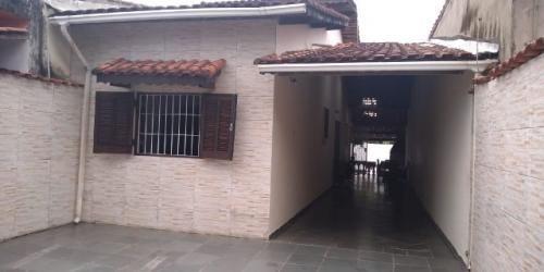 Vende- Se Casa Em Itanhaém Com 2 Dormitórios. 6622e