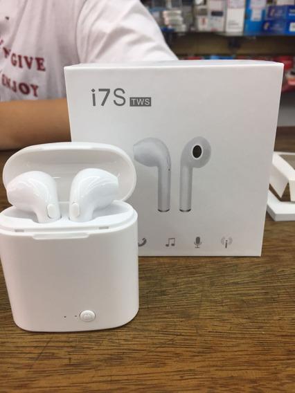 Fone De Ouvido S/fio Via Bluetooth
