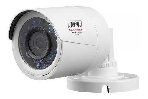 Câmera De Segurança Jfl Infravermelho Com Resolução Em Ahd 1