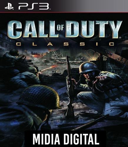 Ps3 Psn* - Call Of Duty Classic