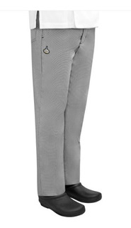 Pantalón Casual Mascota Para Chef Unisex Permachef