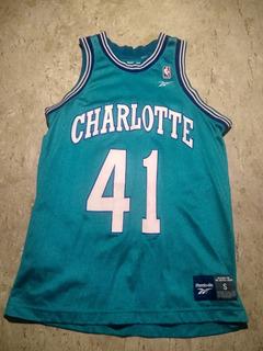 Camisa Regata Nba Charlotte Hornets - Glen Rice