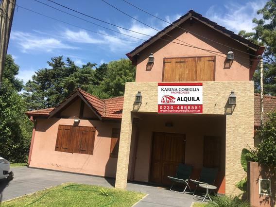 Casa En Alquiler . County Club Pincess Pilar