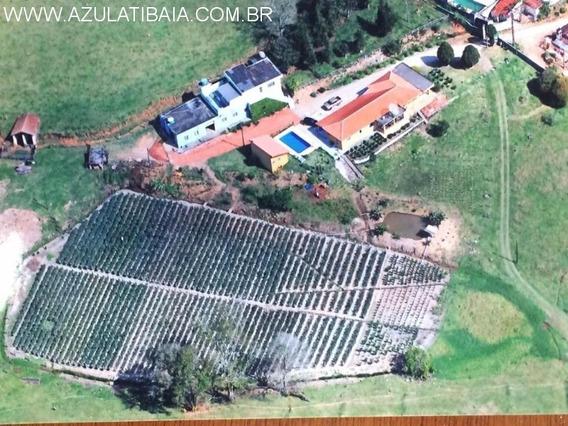 Área Em Atibaia, Sitio 37.435,00m² R$ 5.615.250,00 - Ar00015 - 33714588