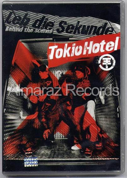 Tokio Hotel Leb Die Sekunde Behind The Scenes Dvd