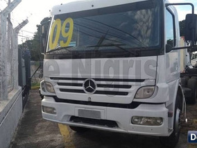 Mb 2425 - Truck 6x2 - Chassi