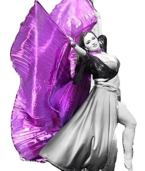 Bellydance Alas De Isis Profesionales Danza Árabe Violeta