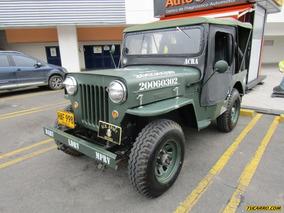 Jeep Willys Sport