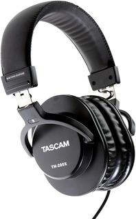 Auriculares De Monitoreo Tascam Th-200x Nuevo Modelo !!
