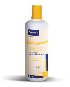 Hexadene Virbac Spherulites Shampoo Dermatológico Para Cães