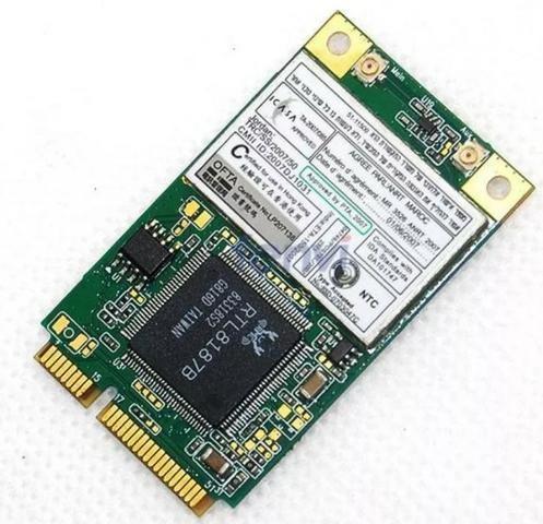 Placa Wireless Notebook Realtek Rtl8187b Frete R$ 10,00