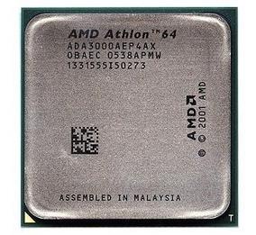 Processador Computador Pc Amd Athlon 64 3000 2.0 Ghz