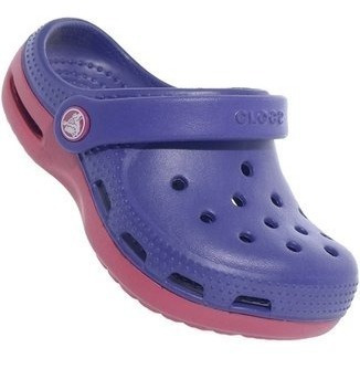 Crocs Duet Plus. Roxo & Pink. Crocs - C8-9
