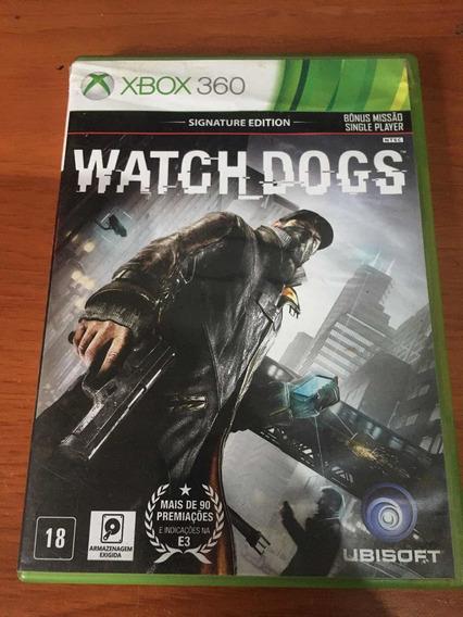 Watch Dogs Xbox 360 Original