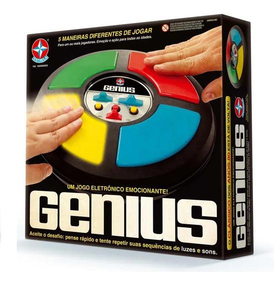 Jogo Genius Da Estrela Original Série Especial Comemorativa