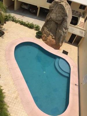 Renta De Departamentos En Acapulco, Costa Azul En Condominio Calandrias