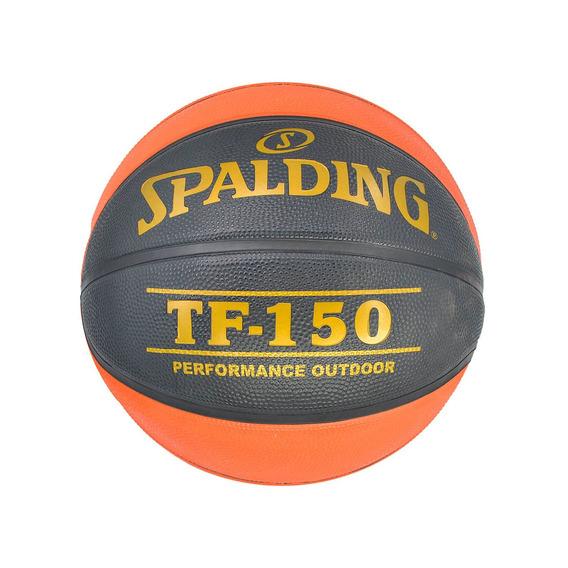 Pelota Basketball Tf150 Negro - Spalding