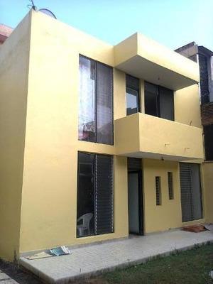 Casa Sola En Amatitlán / Cuernavaca - Grb-369-cs#