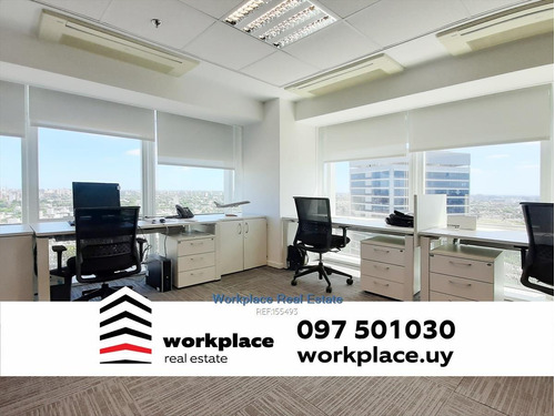 Alquiler- Oficina - Wtc - Equipada