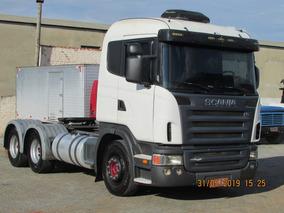 Scania G 470 6x4 Bug Leve
