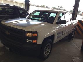 Chevrolet Silverado Doble Cabina Aut 2015 *ar