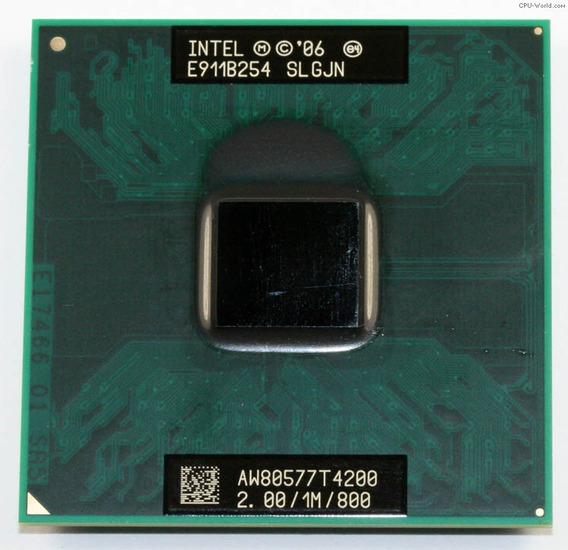 Processador Intel Dual Core T4200 2.00/1m/800 Aw80577t4200