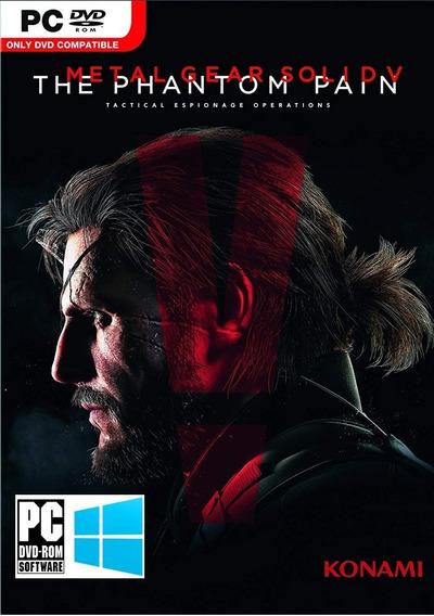 Metal Gear Solid V - Juego Digital Para Pc